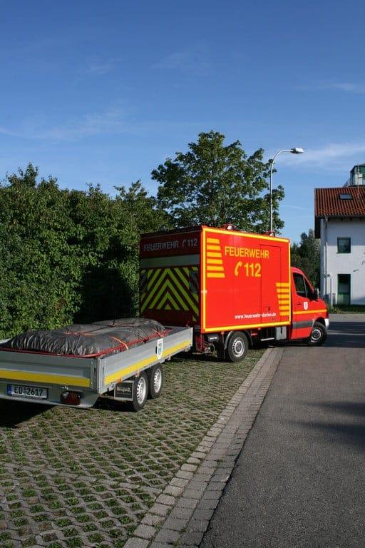 Gerätewagen-Logistik 1 (GW-L1) – Freiwillige Feuerwehr Stadt